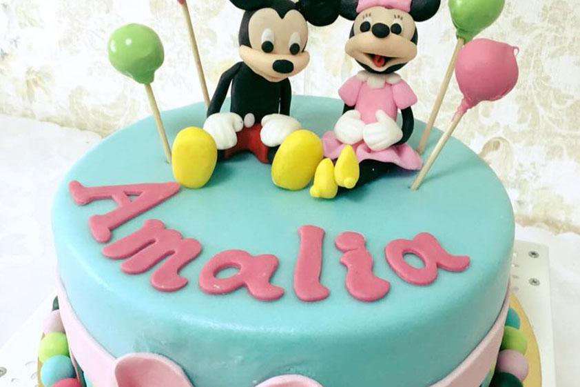 Tort Mickey & Minnie